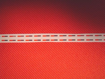 Reflective DOT Strips for Trailer Sides (2)