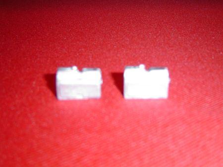 Tool Boxes for P.E.M. (set)      **CHROMED**