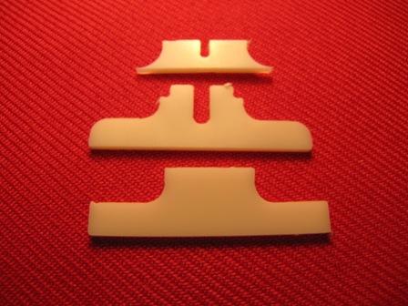 3 Piece Show Light Bar Kit