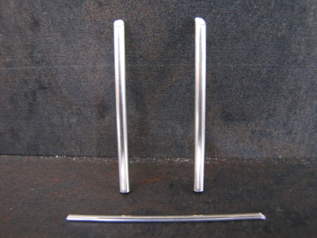 Long Beveled Stacks (6 In. Diameter)