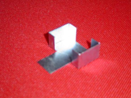 Tool Box - to be used between Spread Axles (ERTL)