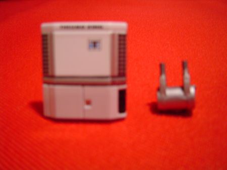 Die Cast Thermo King & Fuel Tank