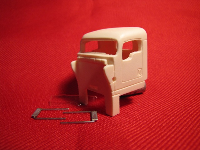 W900L Chop Top Cab (DCP W900L)