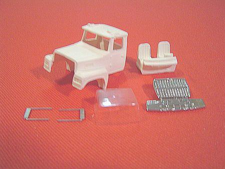 Ford LT9000 (Universal Frame/DCP 9100 Frame)