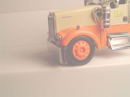 Contour DCP W900 Texas Bumper